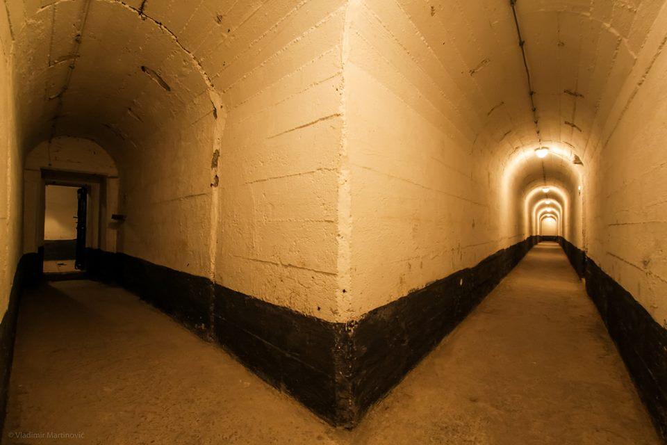 Undergrad lokacija - Bunker kod pobednika